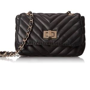 Steve Madden Women's Sling Bag (Black)